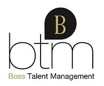 Logo Boss Talent Management