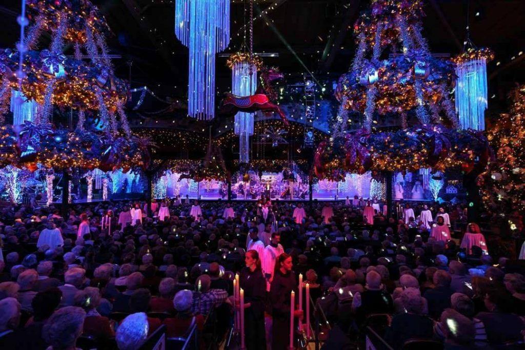 Thursfor Christmas Spectacular